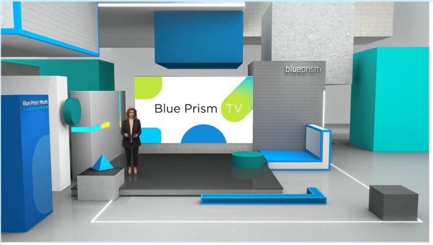 Blue Prism World 2021 Virtual Event Live Stream